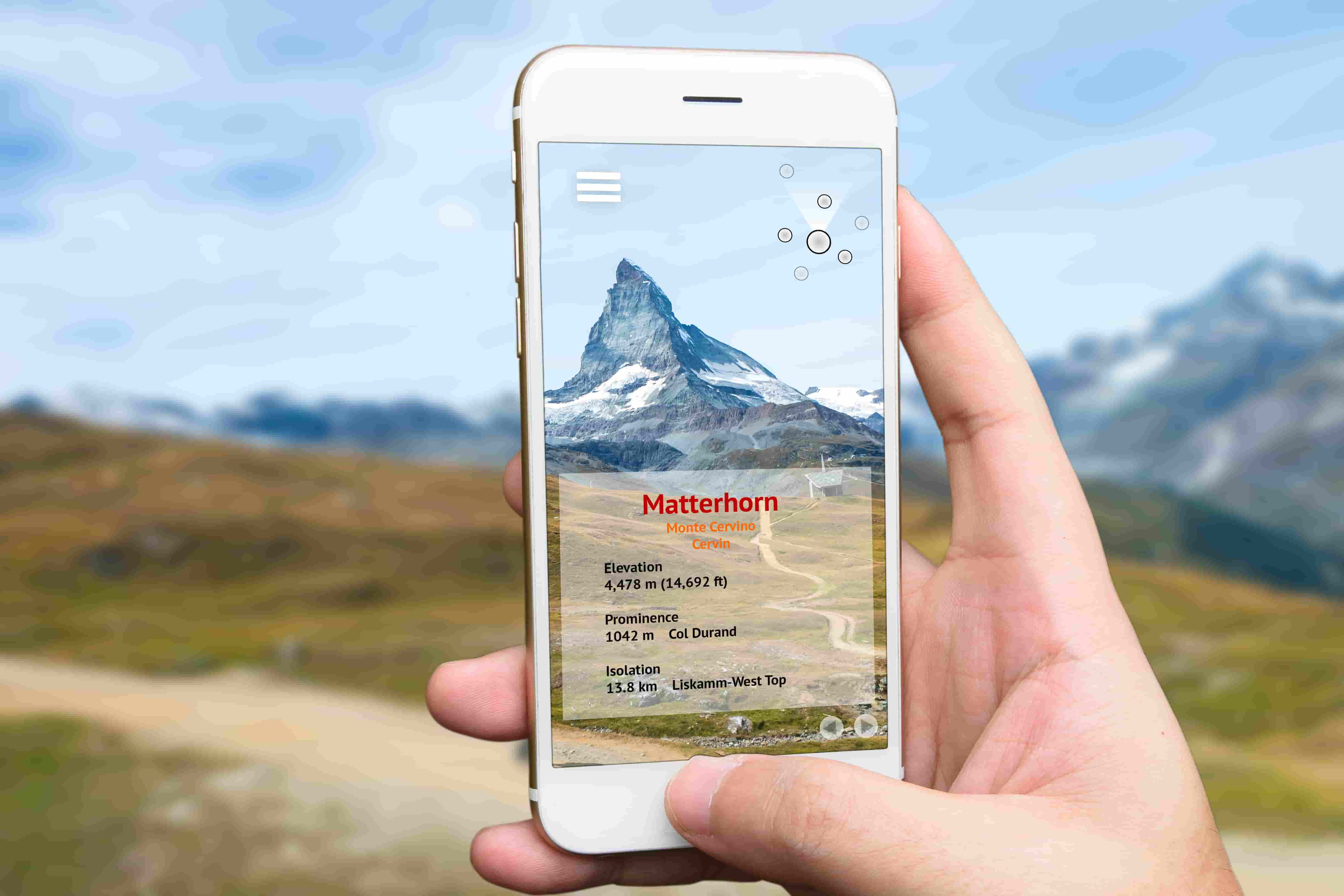 Marketing options for Augmented reality