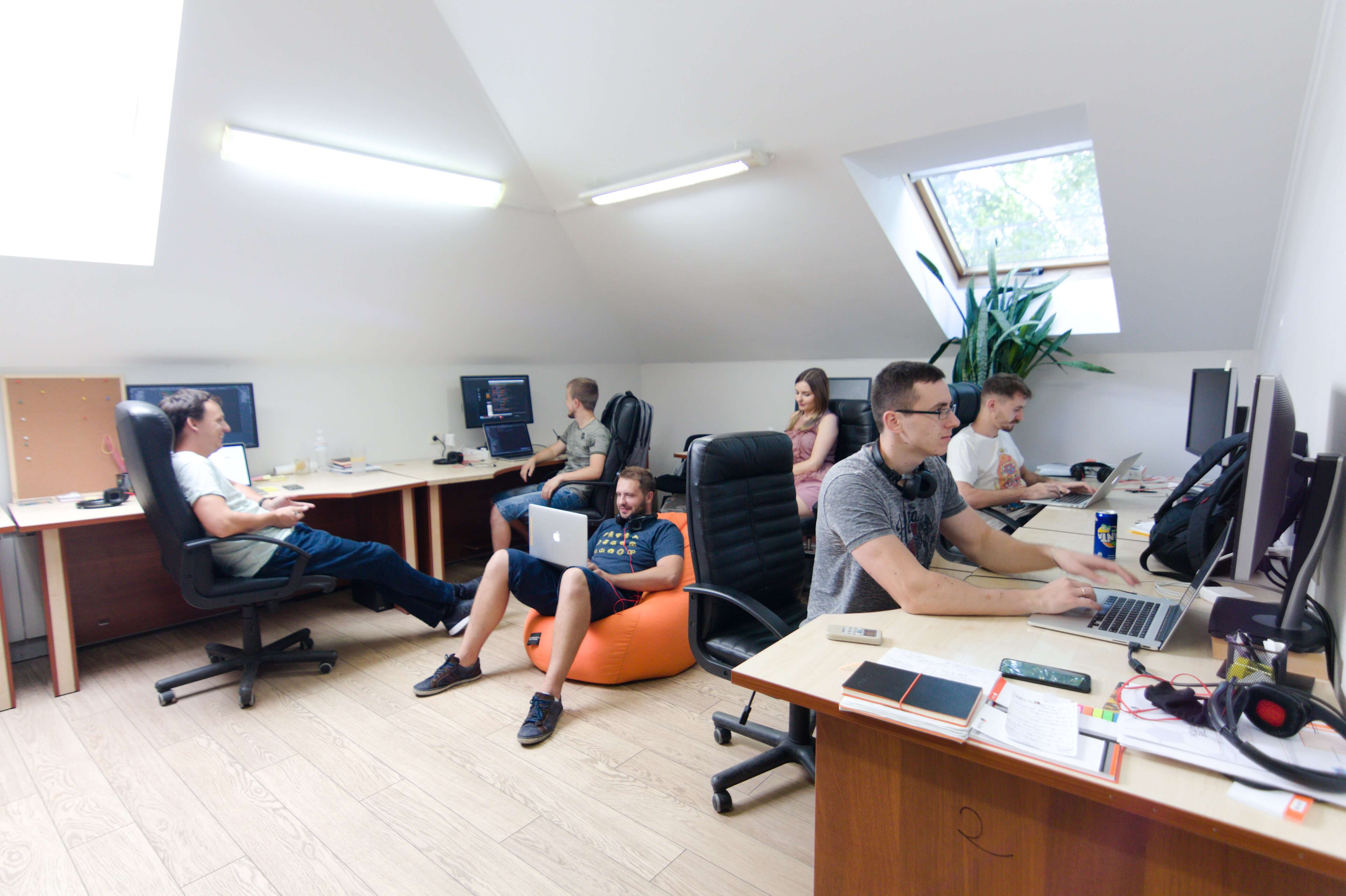 software development team Ukraine nCube