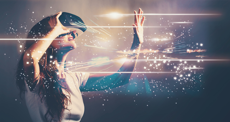 Augmented Reality and Virtual Reality Technology Trends