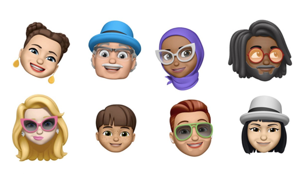 Memoji-iphone