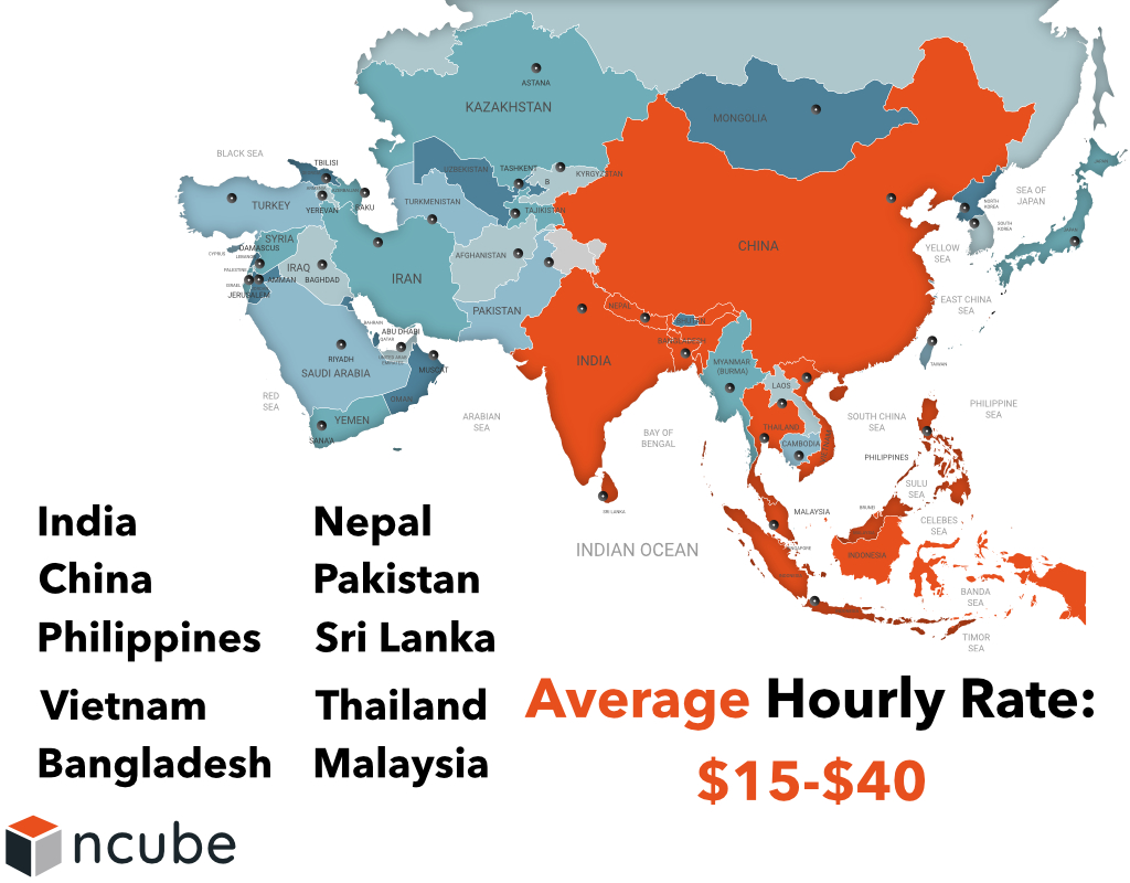asia-offshoring-rates