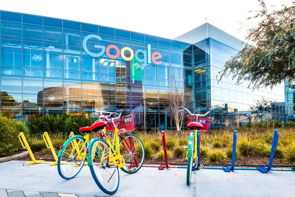 google use python