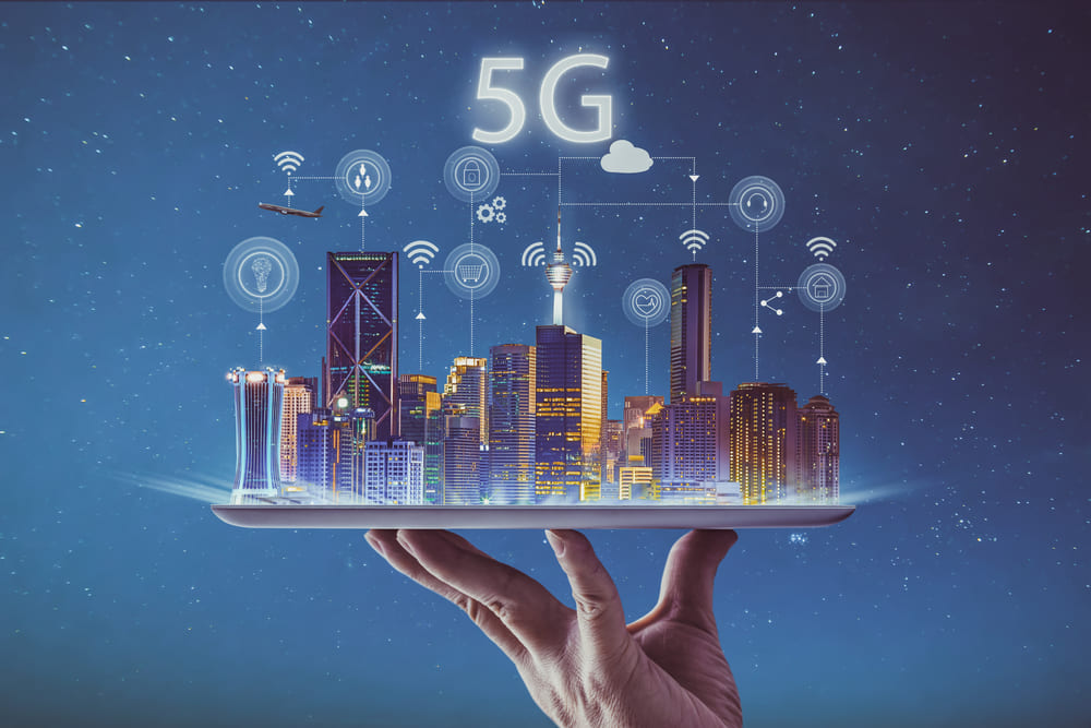 5G increases connectivity