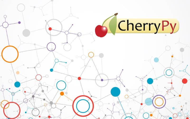 Python web developmen - CherryPy