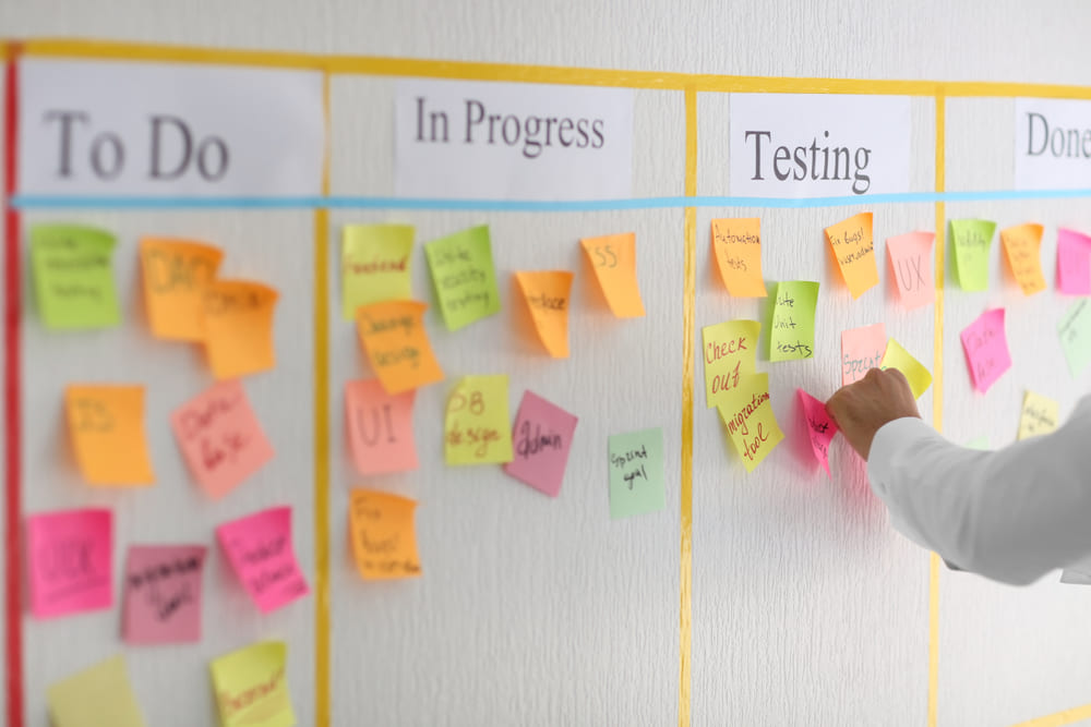 Best Practices for Agile Project Management