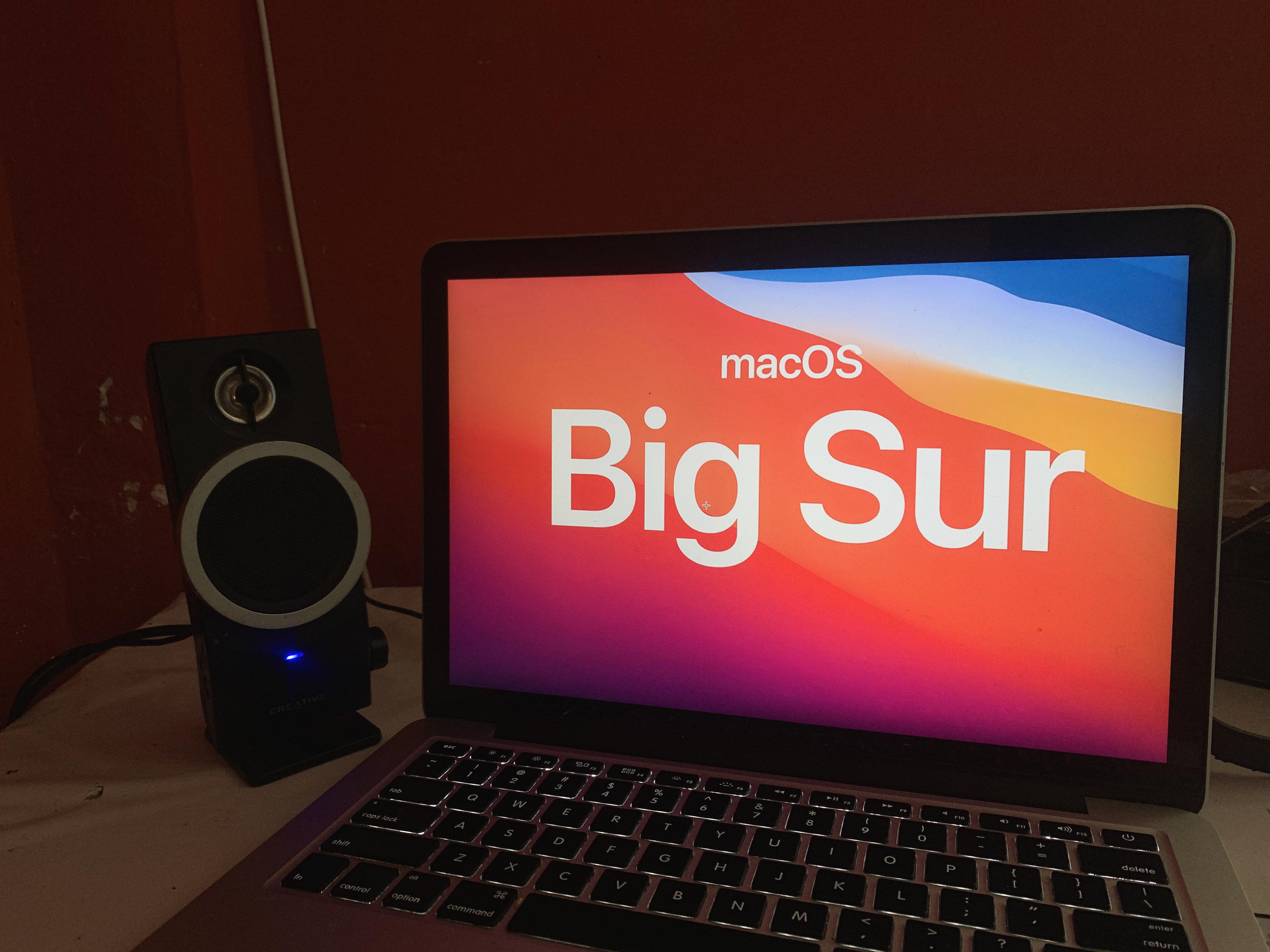 Apple's Big Sur: What Does it Offer?