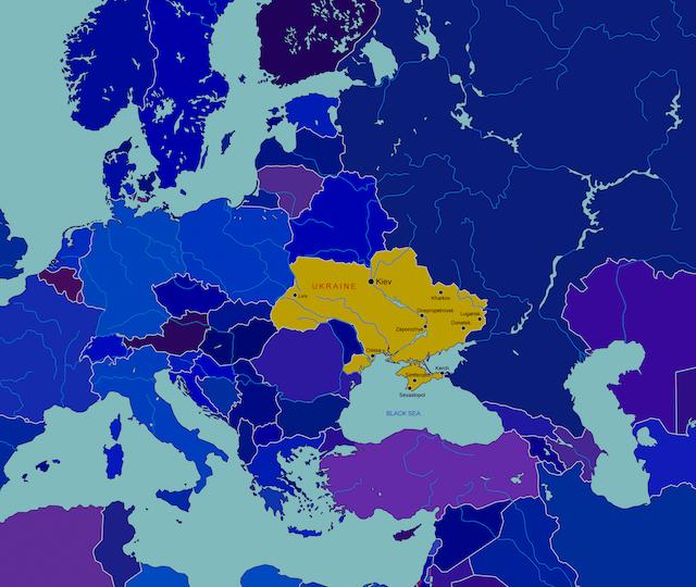 Staff Augmentation in Eastern Europe: Ukraine Overview